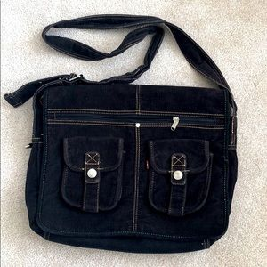 Levi's messenger bag